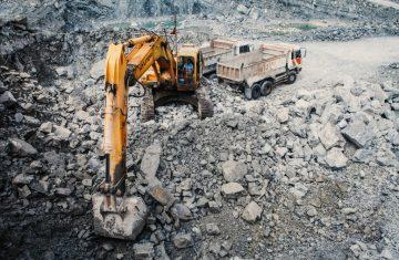 Ngành đá xây dựng tăng trưởng cao nhờ sân bay Long Thành
