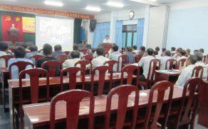 (Tiếng Việt) Bimico tổ chức tập huấn sử dụng Vật liệu nổ định kỳ năm 2017