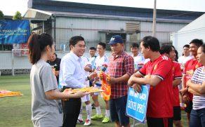 Công đoàn CS Công ty BIMICO: Tổ chức hội thao cho hơn 270 đoàn viên, công nhân lao động