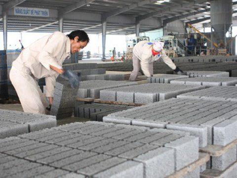 (Tiếng Việt) Công trình vốn Nhà nước phải sử dụng vật liệu xây không nung từ 1/2/2018