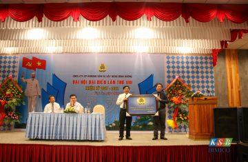 Công đoàn cơ sở Công ty BIMICO tổ chức Đại hội Công đoàn cơ sở nhiệm kỳ VIII