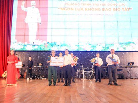 (Tiếng Việt) KSB-BIMICO ủng hộ quỹ chất độc da cam/dioxin 1 tỷ đồng.