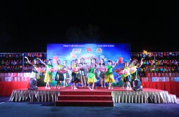 KSB-BIMICO tổ chức hoạt động vui trung thu cho trẻ em con CBCNV