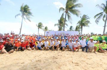 """Công ty Cổ phần Khoáng sản và Xây dựng Bình Dương (KSB) tổ chức chương trình Teambuilding năm 2019 với chủ đề """" One Team – One Dream"""""""